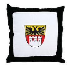 DUISBURG Throw Pillow