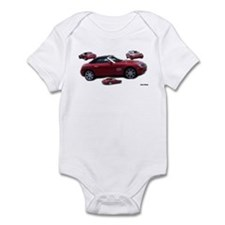 Crossfire 4 Image Infant Bodysuit