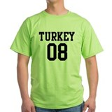Turkey 08 T-Shirt