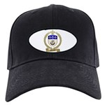 GIROUARD Family Crest Black Cap