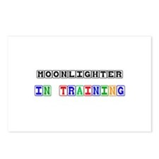 Moonlighter In Training Postcards (Package of 8)