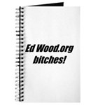 Ed Wood.org Bitches! Cool Little Journal