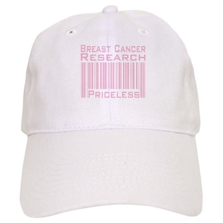 Breast Cancer Research Priceless Cap