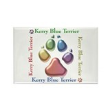 Kerry Name2 Rectangle Magnet (100 pack)
