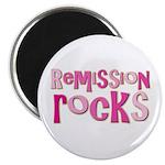 Remission Rocks Breast Cancer Magnet