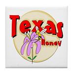 Texas Honey Tile Coaster