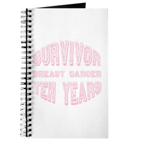 Survivor Breast Cancer Ten Years Journal