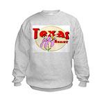 Texas Honey Kids Sweatshirt