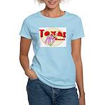 Texas Honey Women's Pink T-Shirt