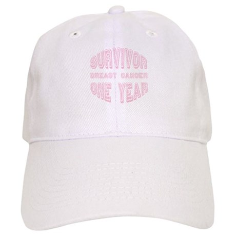Survivor Breast Cancer One Year Cap