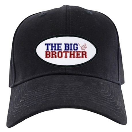 The Big Brother Baseball Black Cap