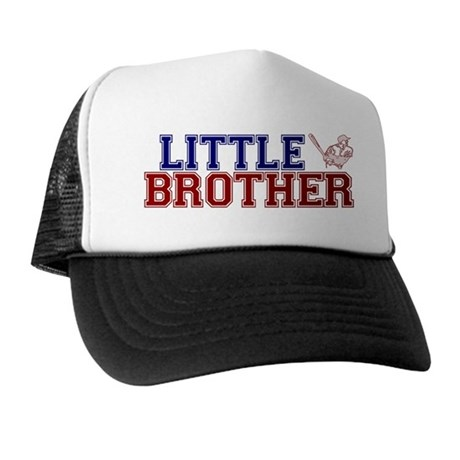 Little Brother Baseball Trucker Hat