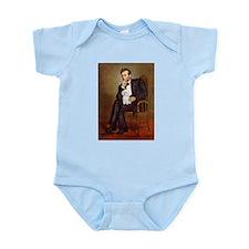 Lincoln/Poodle (W-Min) Infant Bodysuit