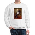Lincoln/Poodle (W-Min) Sweatshirt