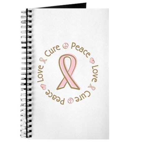 Peace Love Cure Breast Cancer Journal