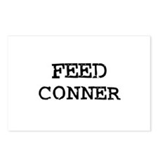 Feed Conner Postcards (Package of 8)