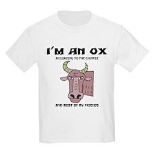 I'm An Ox T-Shirt