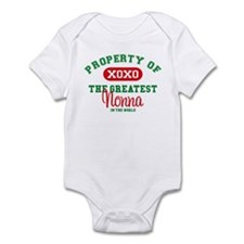 Property of Nonna Infant Bodysuit