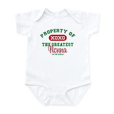 Property of Nonna Infant Bodysuit