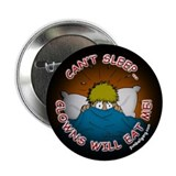 Camp Sleep Clowns Will Eat! Button (100 pack)