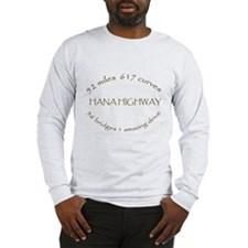 Hana Highway Road Warrior Long Sleeve T-Shirt