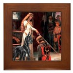 Accolate/Great Dane (B10) Framed Tile