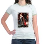 Accolate/Great Dane (B10) Jr. Ringer T-Shirt