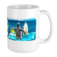 STAR Penguins S. America Logo- Mug