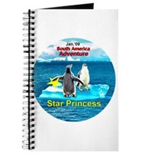 STAR Penguins S. America Logo- Journal