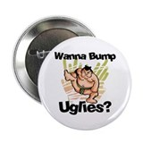 "Fat Sumo Wrestler 2.25"" Button (10 pack)"
