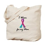Thyroid Ribbon 1 (Mom) Tote Bag