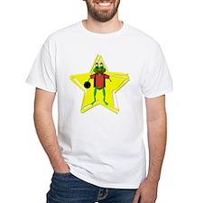 Frog Lady Bowler Shirt