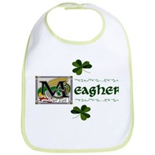 Meagher Celtic Dragon Bib