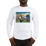St Francis Doxie Long Sleeve T-Shirt