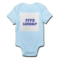 Feed Candace Infant Creeper
