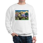 St. Francis Brindle Frenchie Sweatshirt