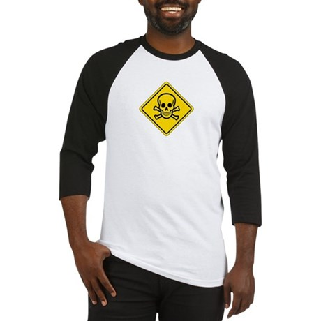 PIRATE SKULL SIGN Baseball Jersey