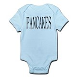 PANCAKES Infant Bodysuit
