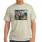 St Francis & Golden Light T-Shirt