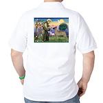 Saint Francis' Great Dane Golf Shirt