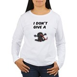 I don't Give A Rat's Ass 2 T-Shirt