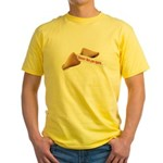 Funky Fortune 6 Yellow T-Shirt