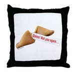 Funky Fortune 6 Throw Pillow