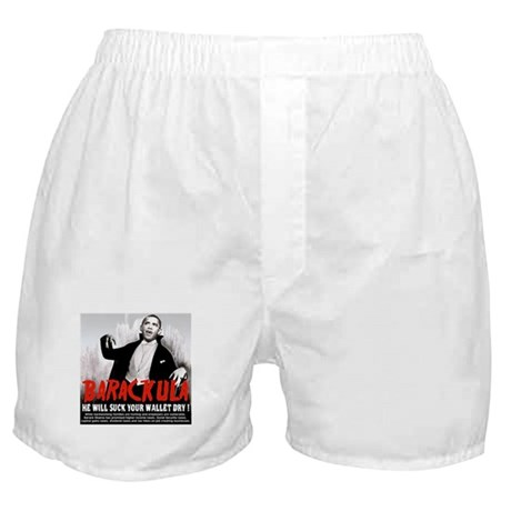 anti obama humor Boxer Shorts