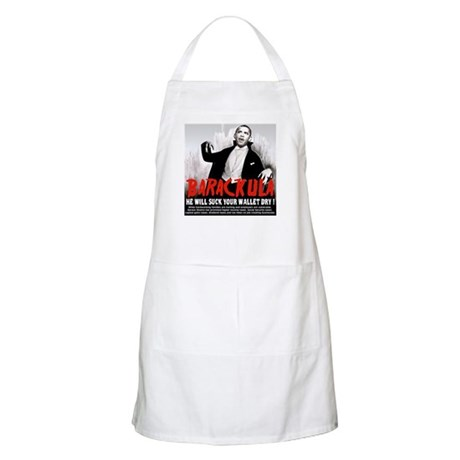 anti obama humor BBQ Apron