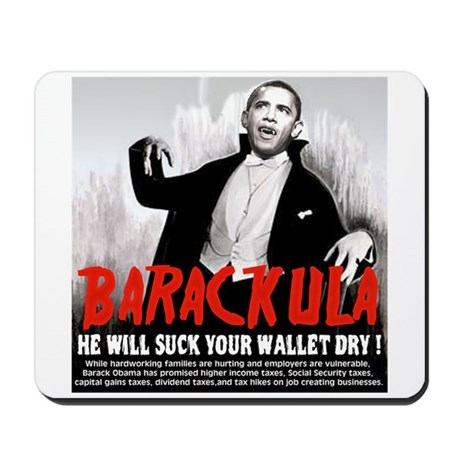 anti obama humor Mousepad