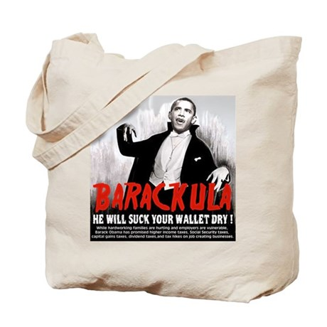 anti obama humor Tote Bag