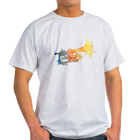 Paint Splat Mellophone Light T-Shirt