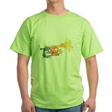 Paint Splat Mellophone T-Shirt