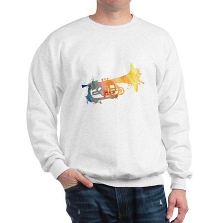 Paint Splat Mellophone Sweatshirt